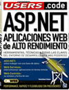 Book cover of ASP.NET (spanish)