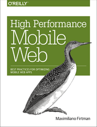 Book cover of High Performance Mobile Web