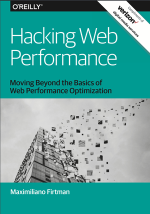 Book cover of Hacking Web Performance
