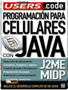 Book cover of Programación para Celulares con Java (spanish)
