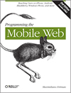 Book cover of Programming the Mobile Web, 2nd edition
