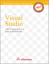 Book cover of Visual Studio, .NET Framework para Profesionales. co-author (spanish)